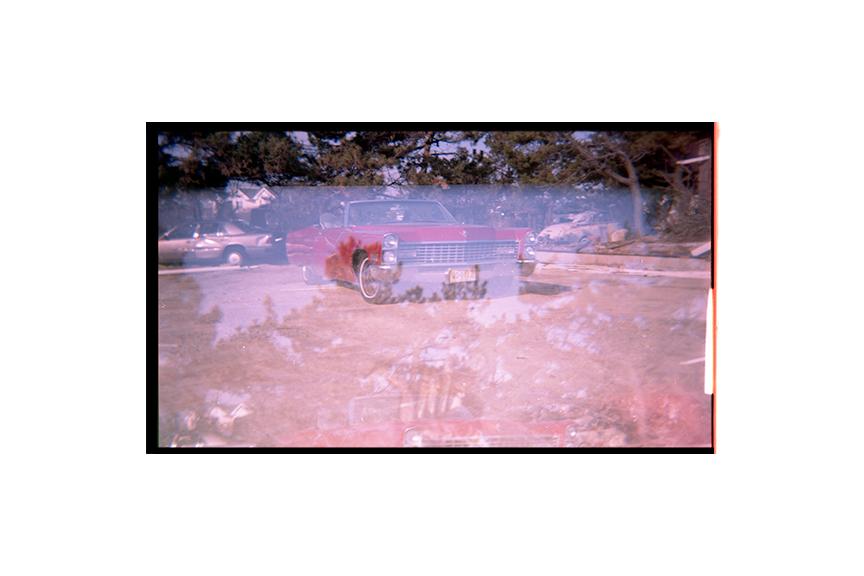 Rides (2013)  120mm FujiFilm Pro 400H