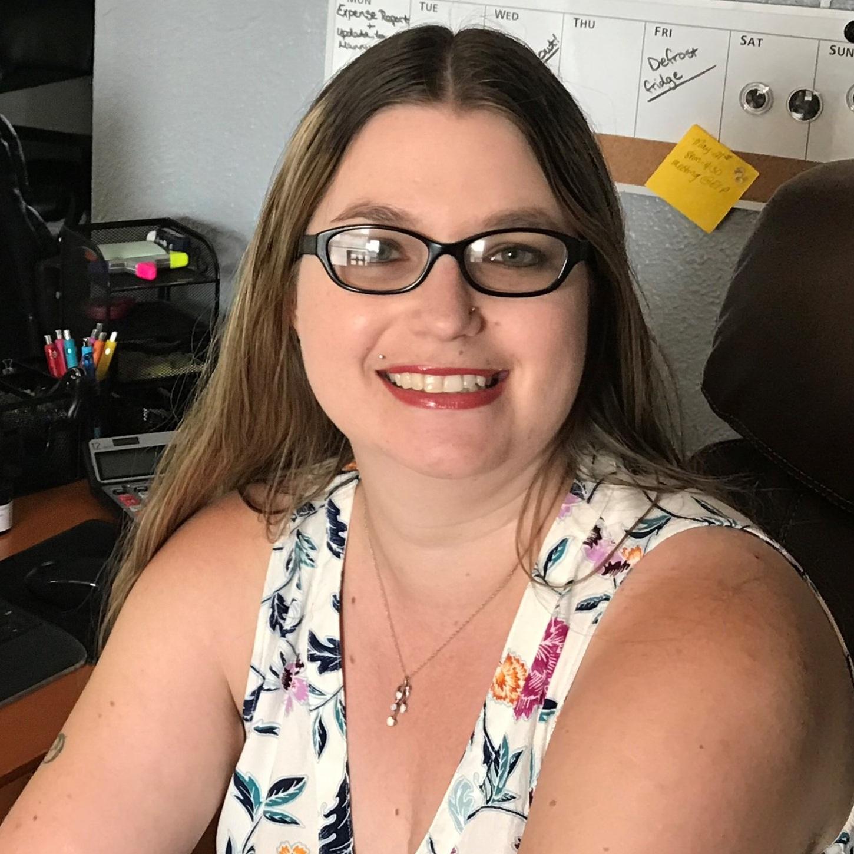 Tori Pruett, Office Manager