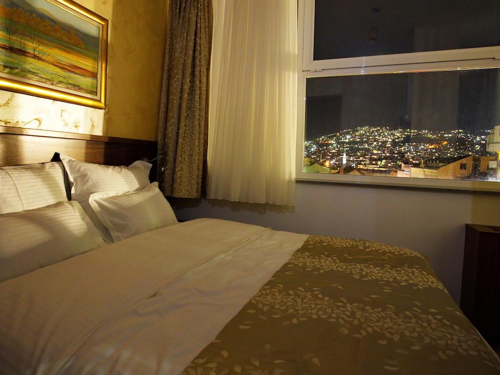 Sarajevo Hotel Room View