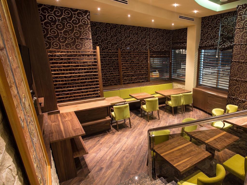Sarajevo Hotel Breakfast Area