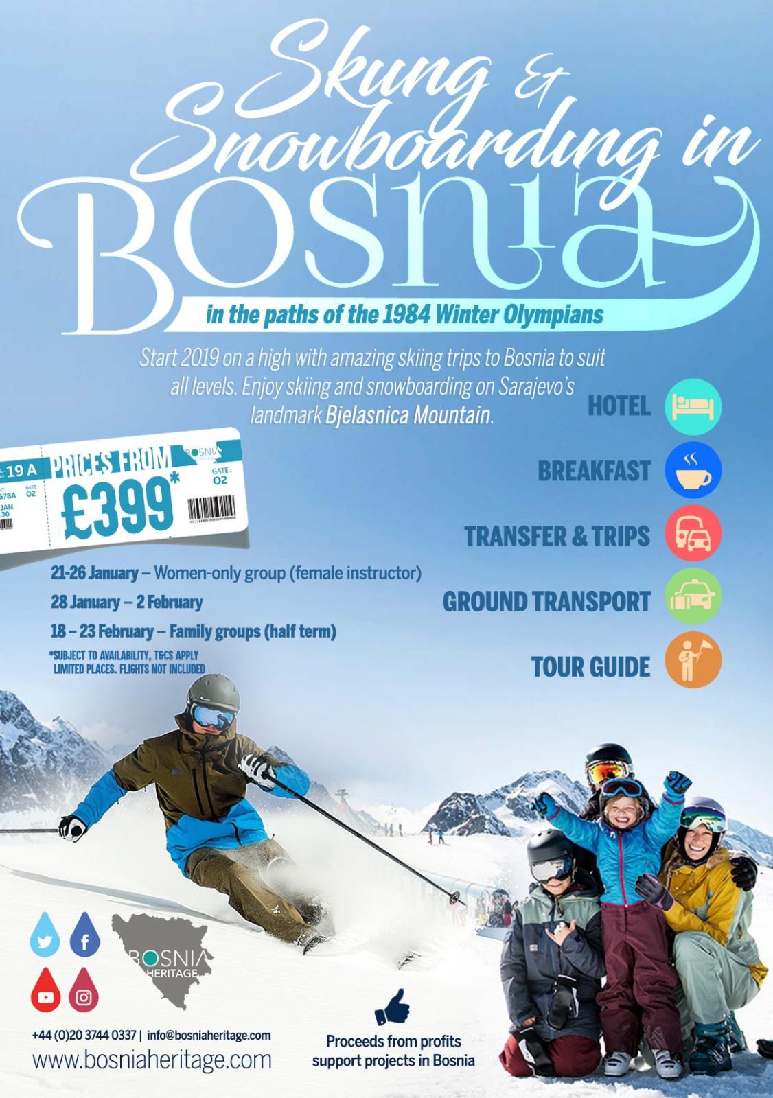 Skiing January 2019