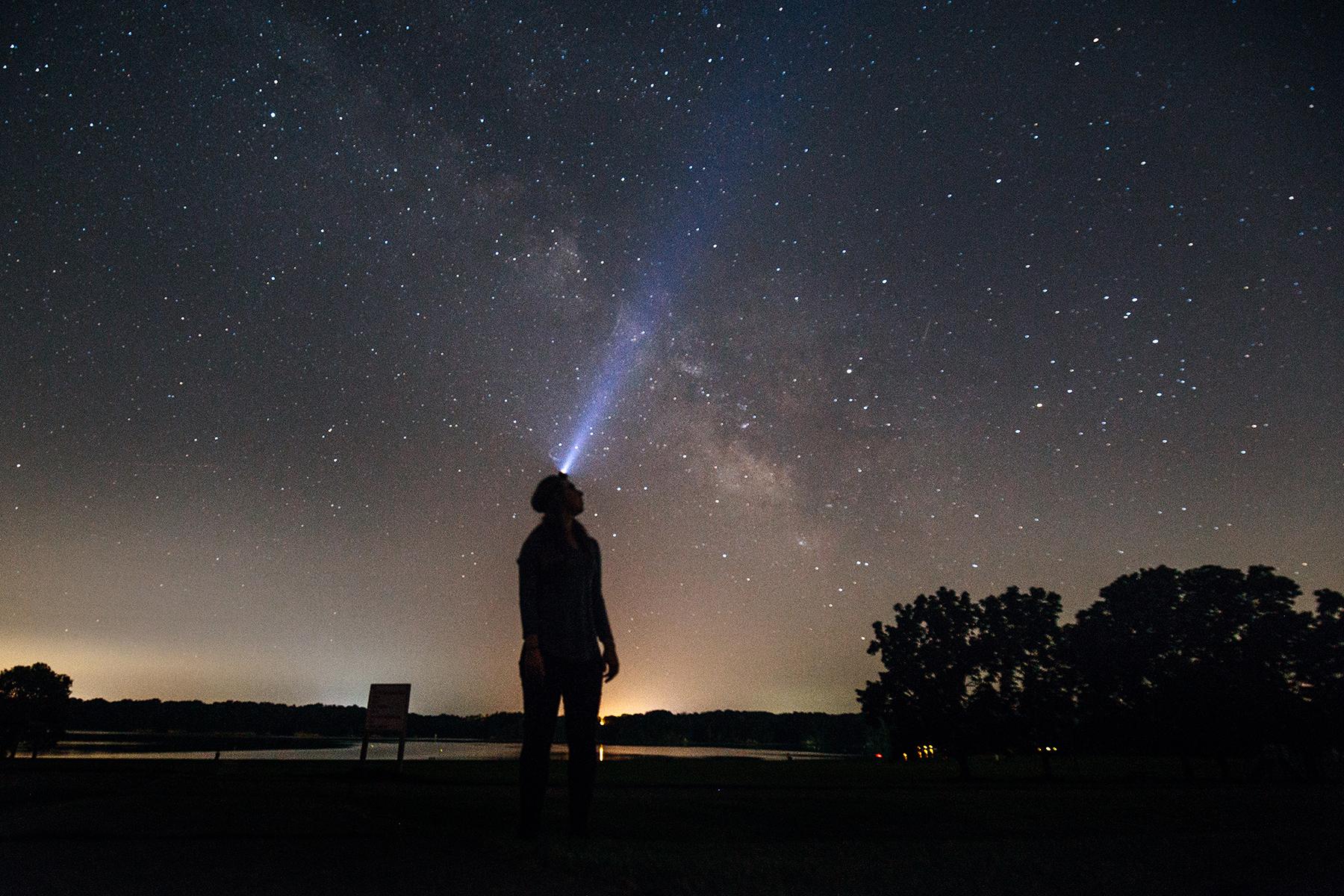 8: Stargazer