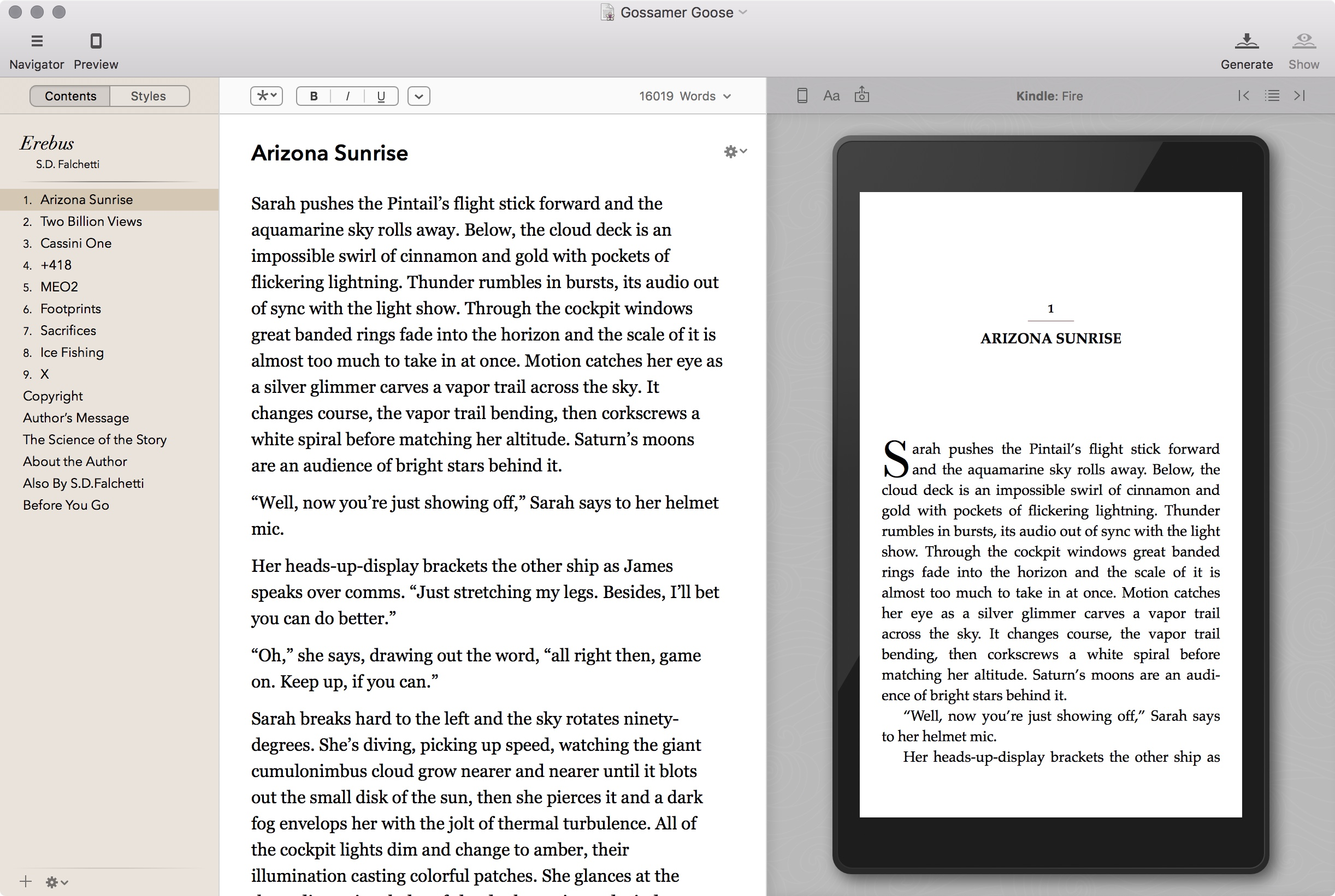 Vellum file for Erebus. Very easy to create a professional ebook or paperback.