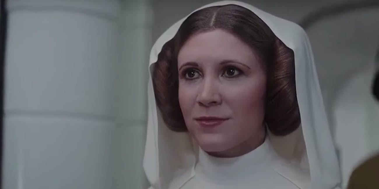 Rogue One's CGI Leia still fell into the uncanny valley, despite the photorealism