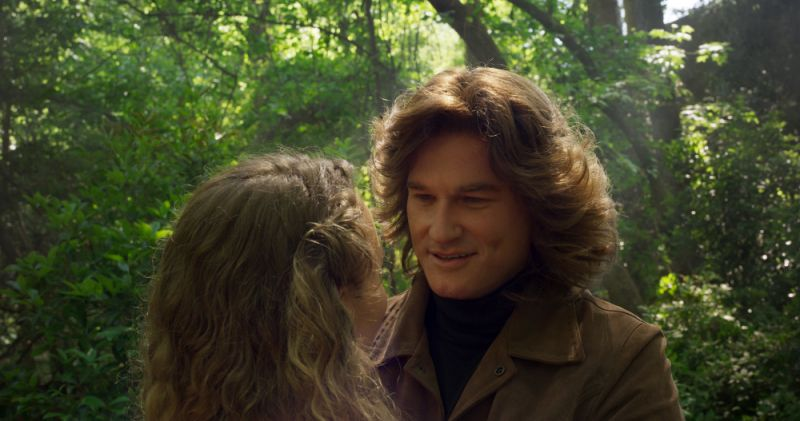 Guardians of the Galaxy 2 fared much better with a young Kurt Russell.