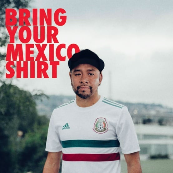 %10 off any repair if you walk in with an Original Mexico shirt.