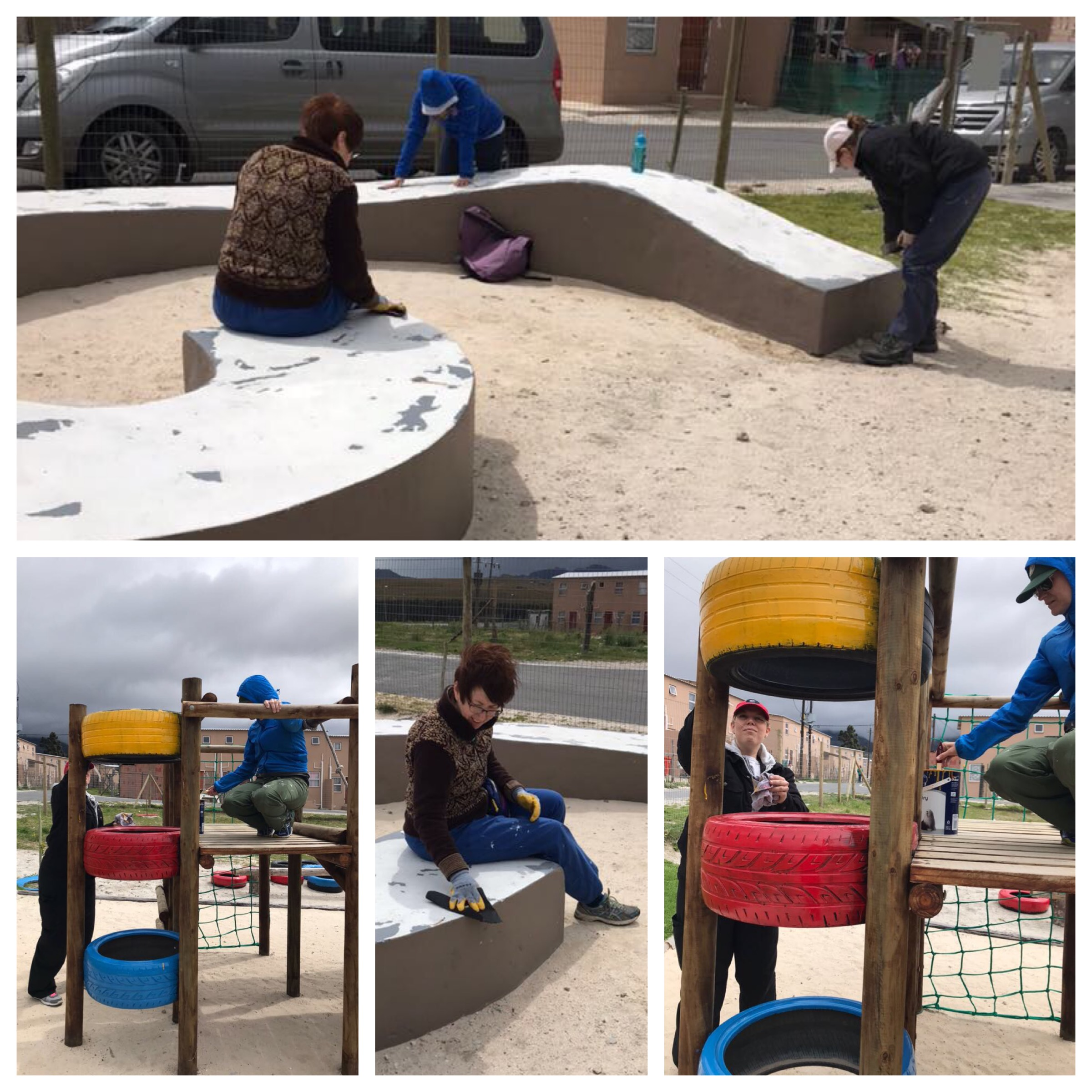 Continued work at Educare!