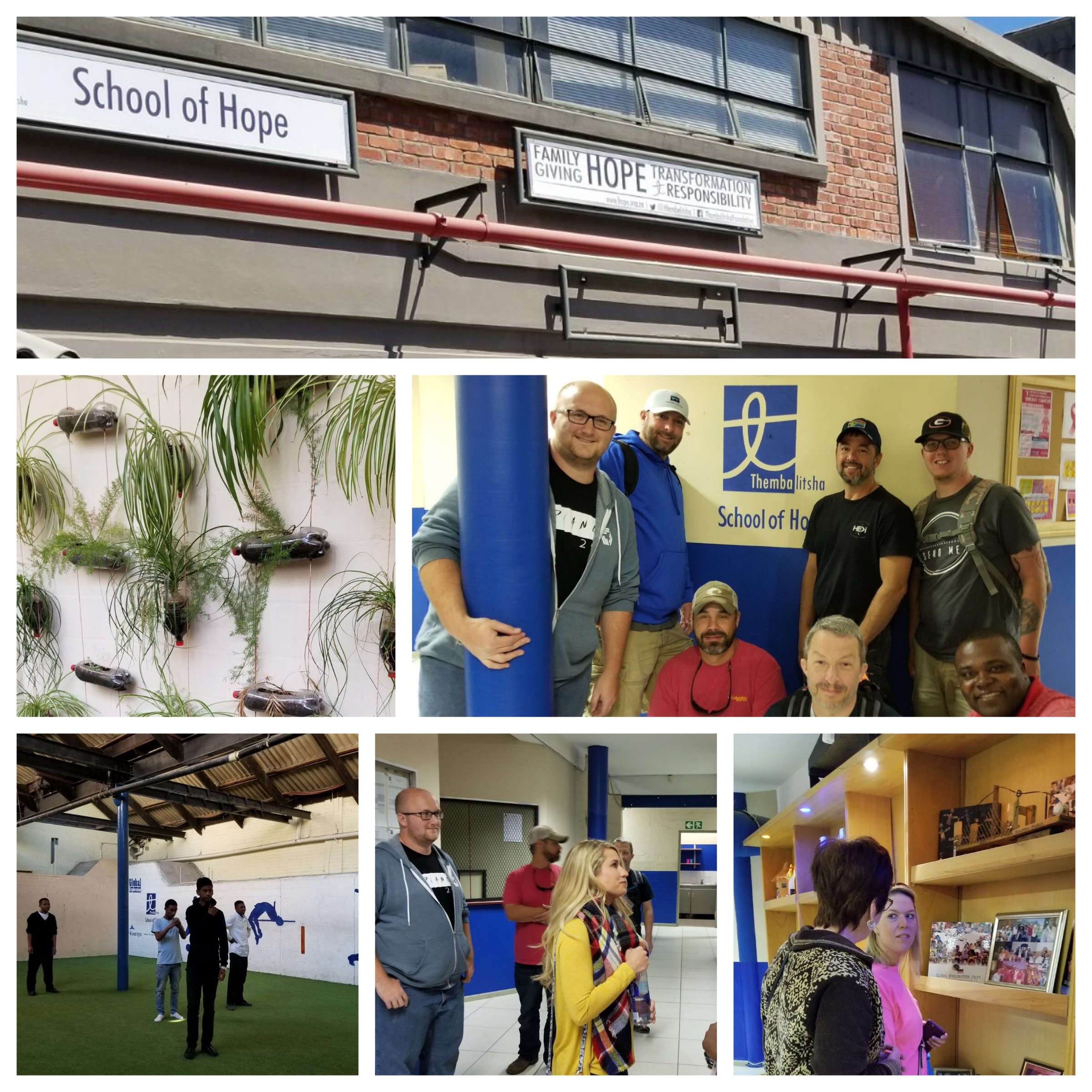 School of Hope visit. Always such a powerful time to see what the kids do from learning to plant flowers, sport, academia, and more.