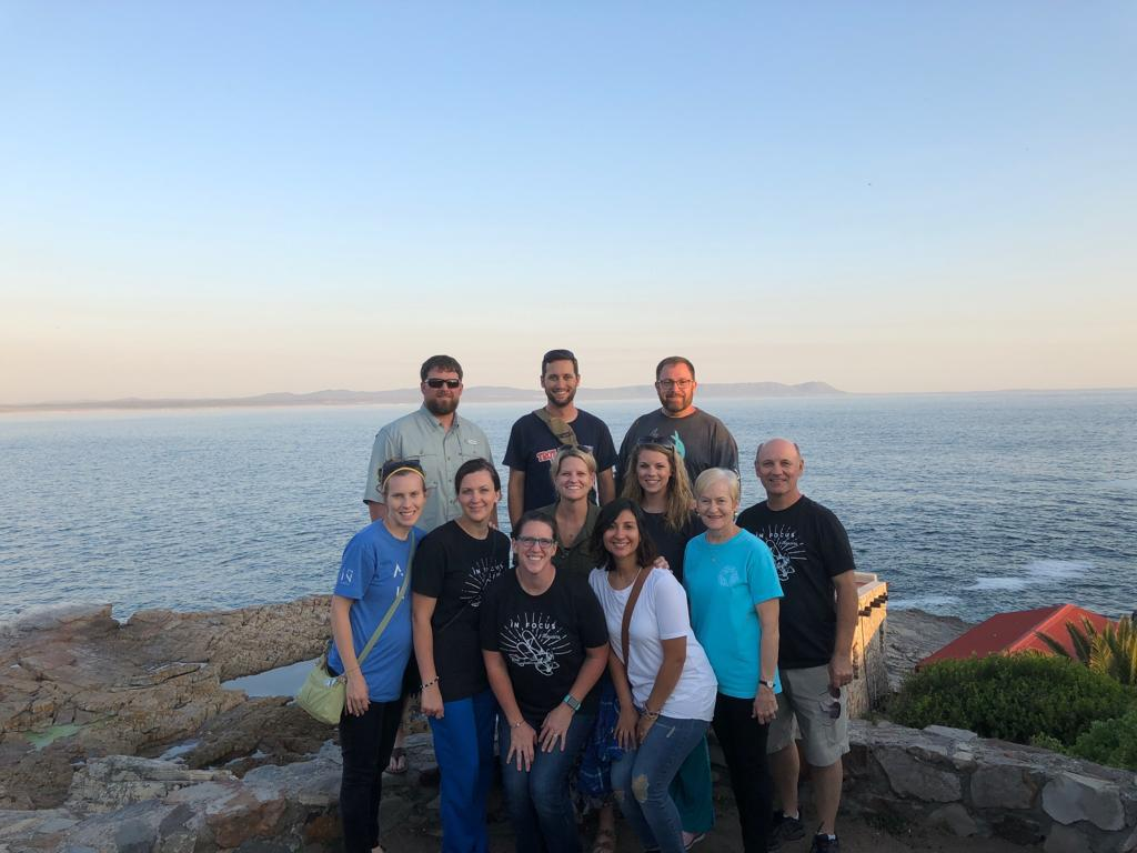 This precious team ended today whale watching and taking in the beauty of this land. We go to bed tonight exhausted in the best way. Good night!