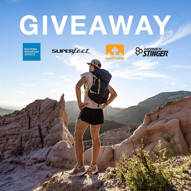 The Ultimate Trail Running Giveaway! 🏔 Enter for a chance to win gear for your next trail running pursuit!  We've partnered with @honeystinger, @superfeet and @easternmntnsports for a massive group giveaway! - @honeystinger will be giving away two boxes of Waffles, one box of Chews and Hat! -@nathansportsinc will be giving away a Fireball Hydration Pack! - @superfeet will be giving away a pair of TRAILBLAZER insoles! -@eastermtnsports will be giving away a Trail Running tee and Track Lite socks!  TO ENTER:  1) FOLLOW @honeystinger, @nathansportsinc, @superfeet and @easternmntnsports  2) TAG your trail running crew (Unlimited entries, tag more for a better chance to win!) 3) LIKE this post  Contest closes Saturday, 8/4 at midnight. Once you have successfully completed the above steps you are officially entered. Winner will be chosen at random and will be notified via direct message. Good luck! Prizes ship to US addresses only.  #giveaway #runningessentials #trailrunninggiveaway ##stepintosuperfeet #trailrunning #goeast #sweetentheburn #outdoorgiveaway #contest #werunwithyou