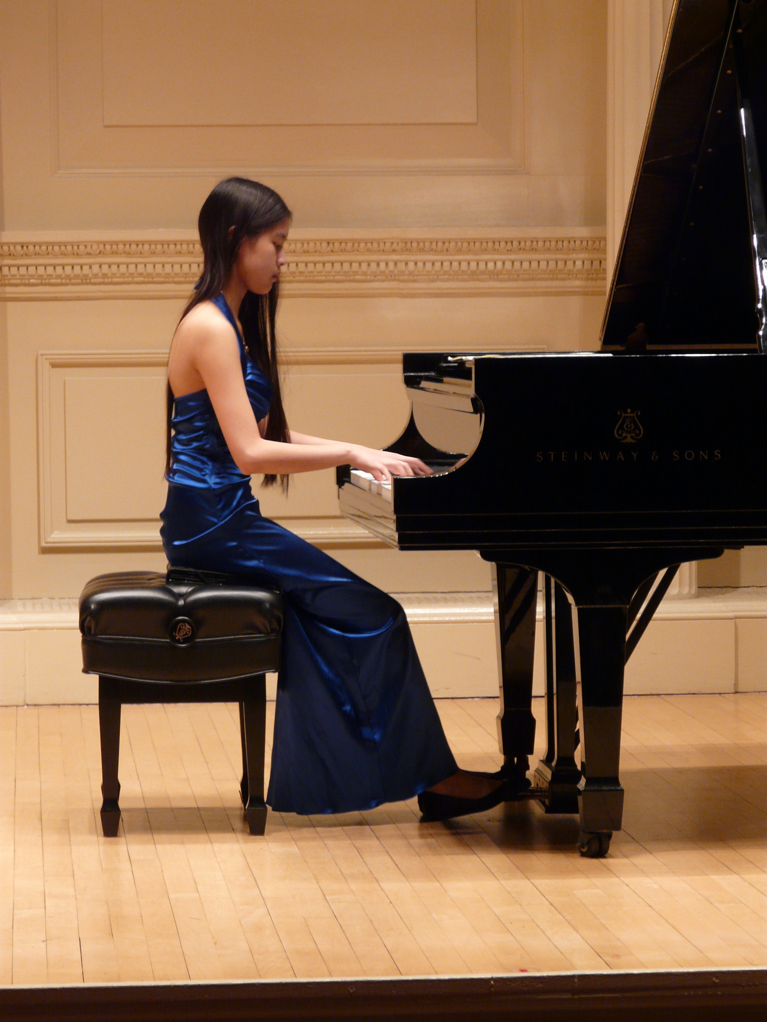 Weill Recital Hall, Carnegie Hall