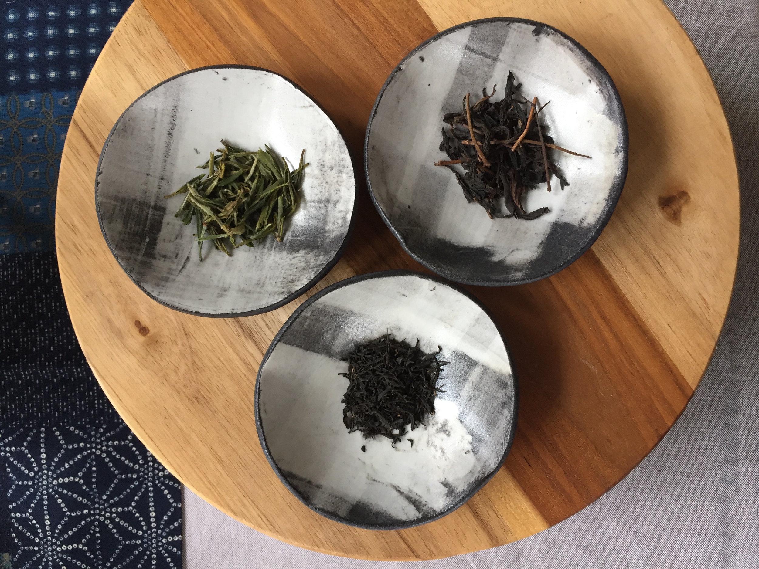 TeaXchange Dec 2017: Yellow Tea