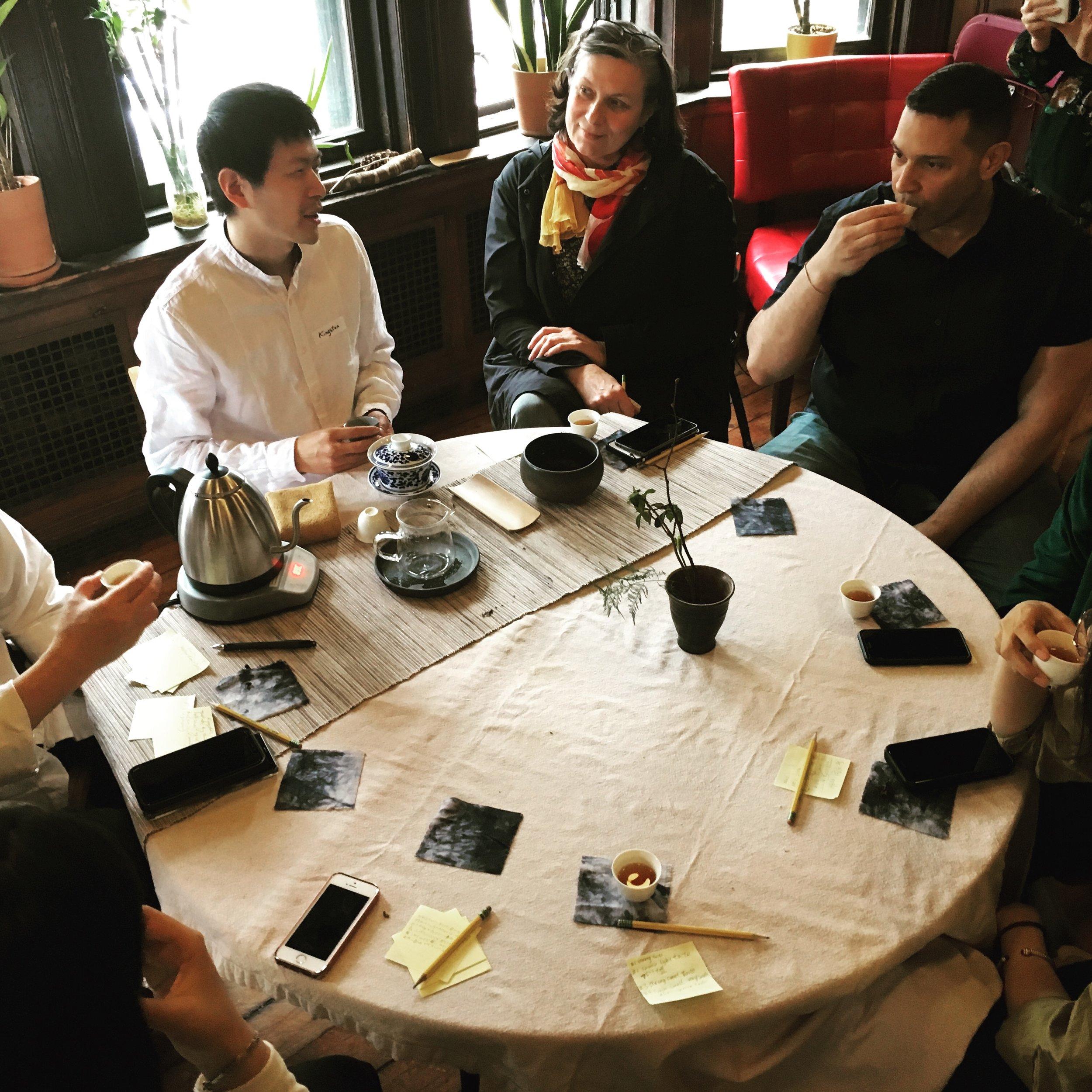 TeaXchange Apr 2019: Puerh Show and Tell