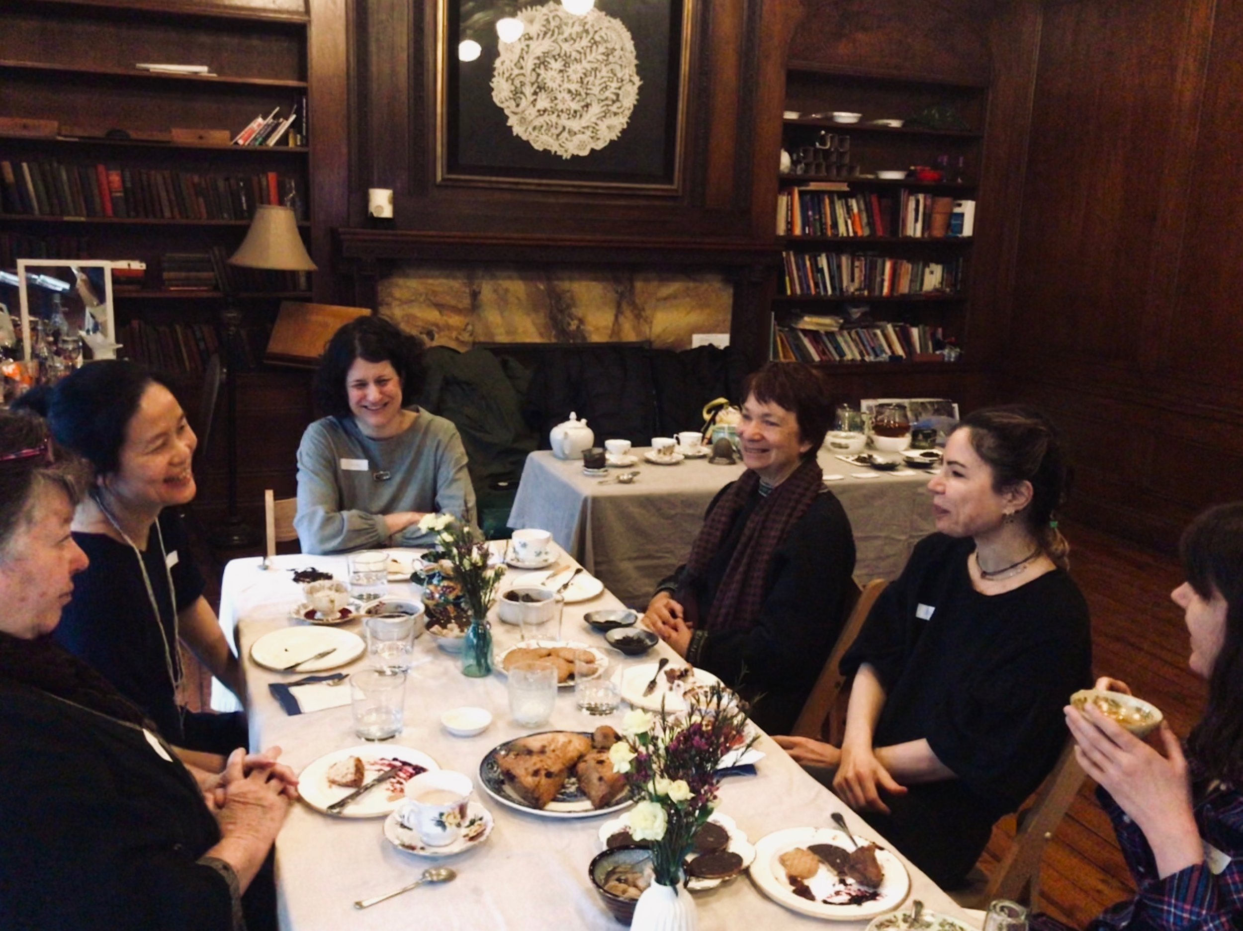 TeaXchange Mar 2019: English Tea History and Tradition