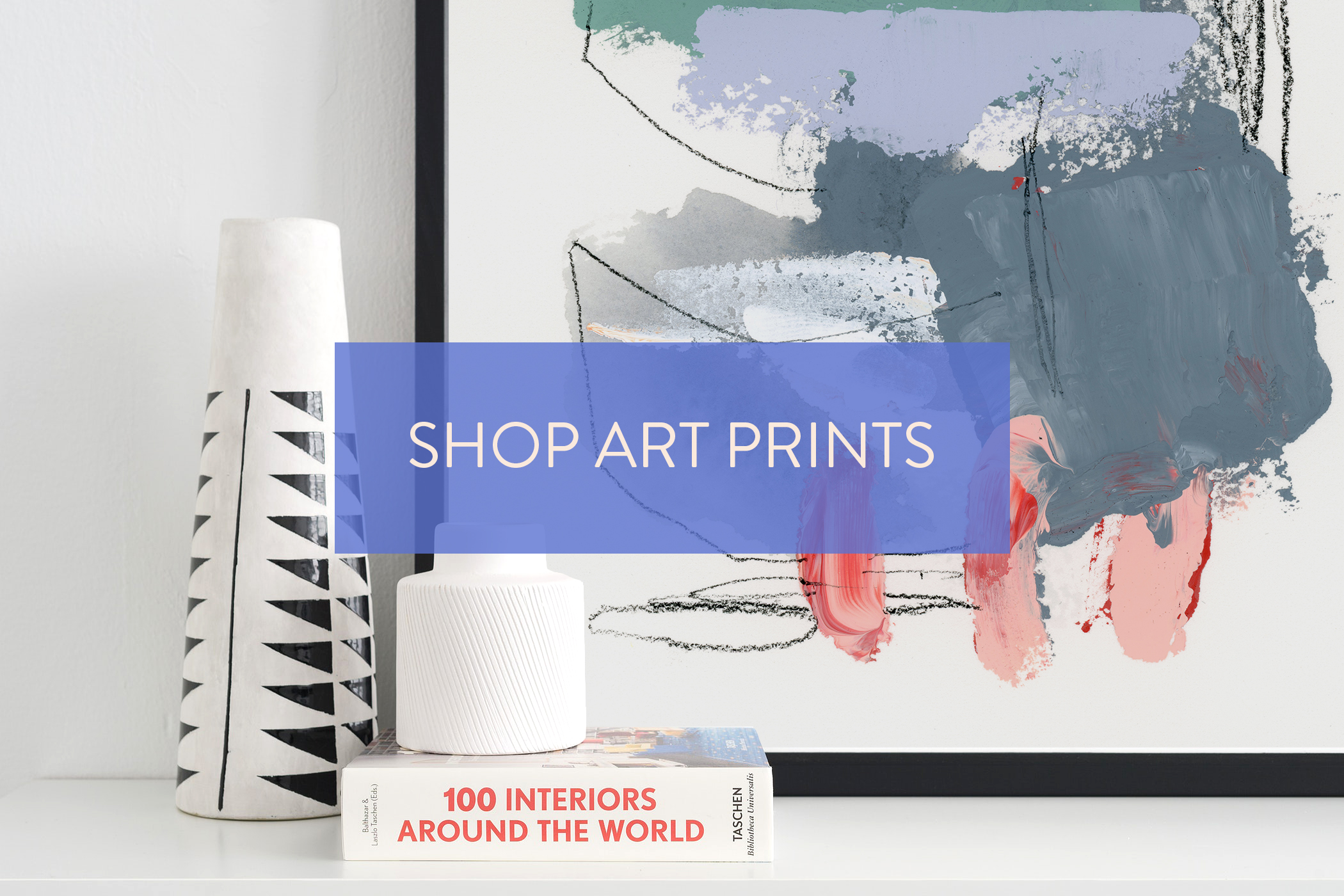 shop artwork prints by artist lauren dusing
