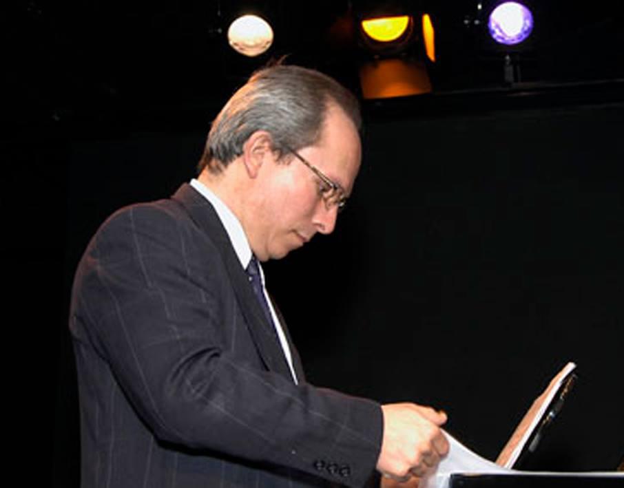 Dr. Paulo Gazzaneo (Brazil)