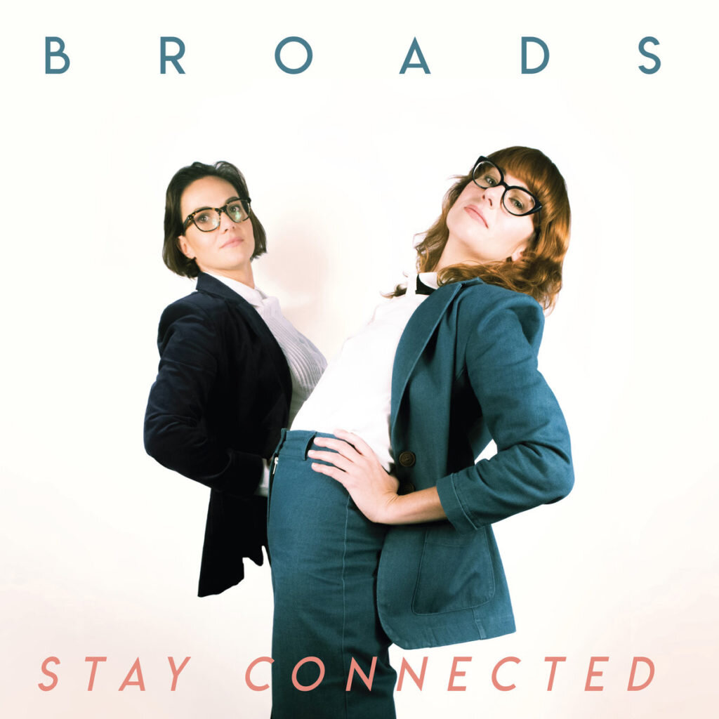Broads - Stay Connected      Guitar//Baritone Guitar