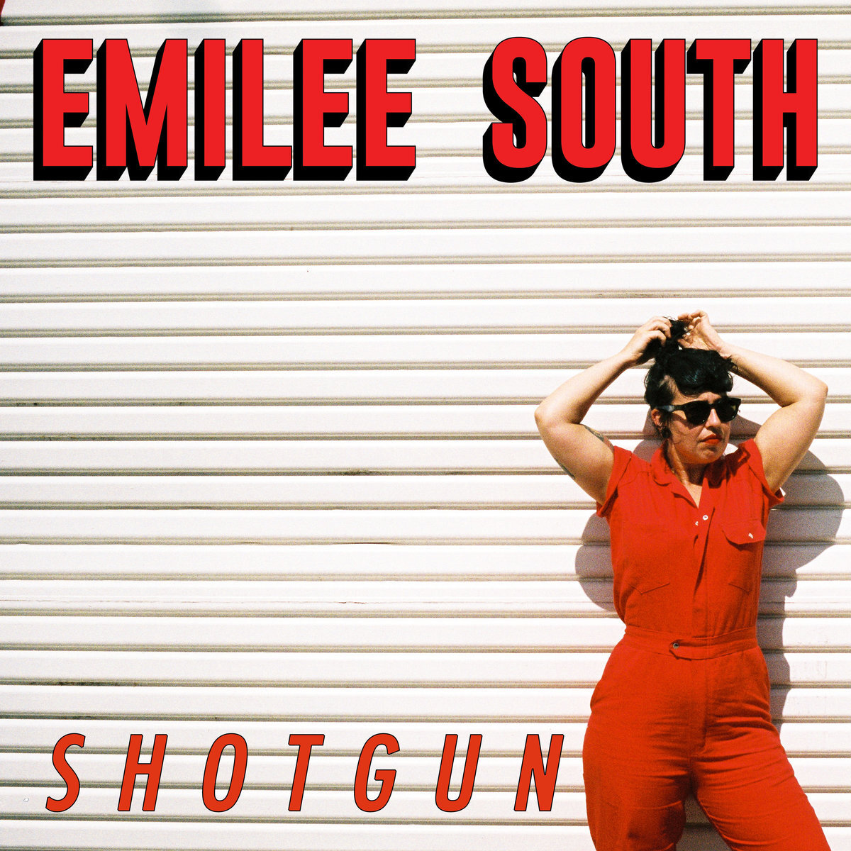 Emilee South - Shotgun      Baritone Guitar