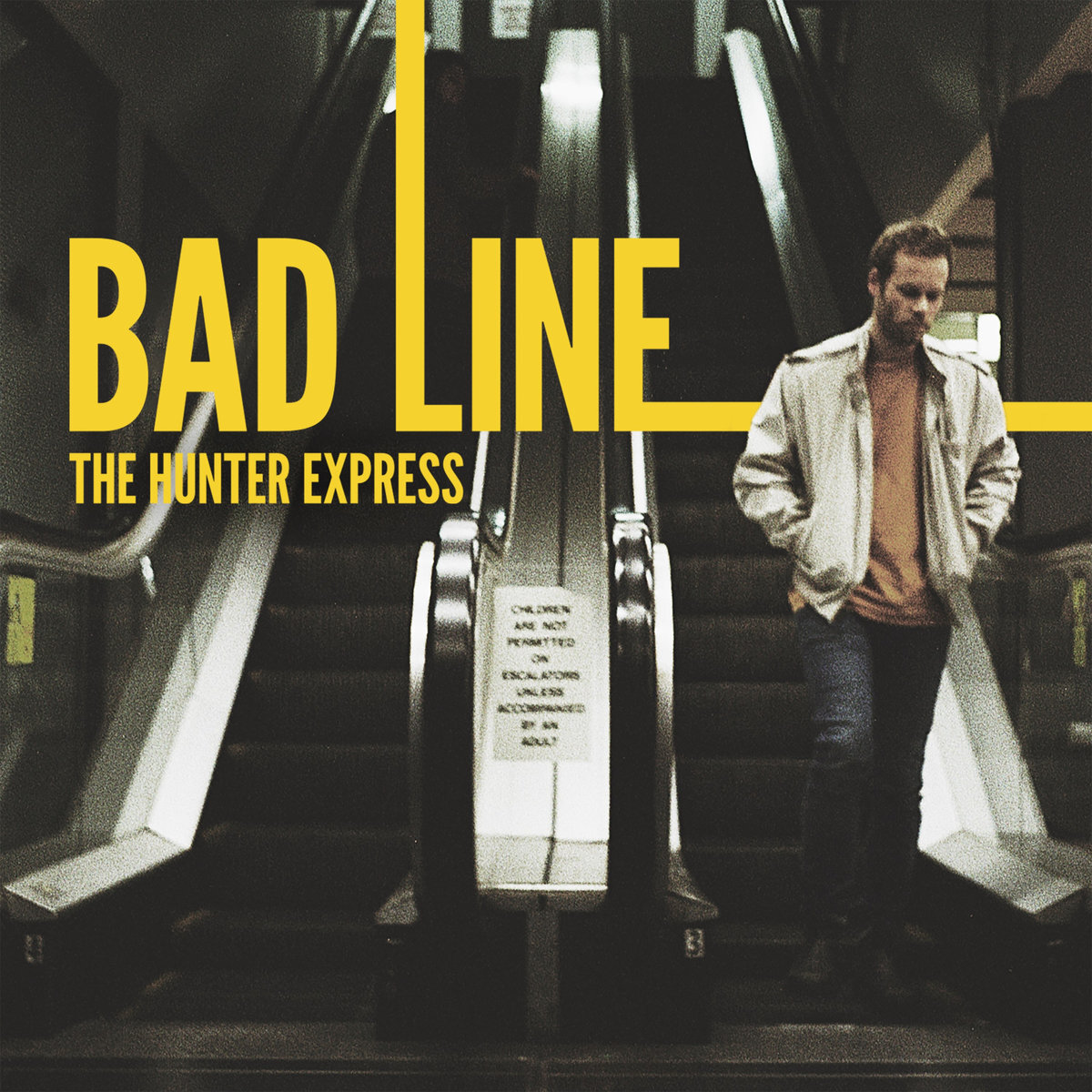 The Hunter Express - Bad Line      Guitar