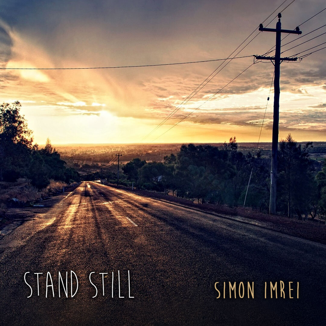 Simon Imrei - Stand Still      Guitar//Pedal Steel
