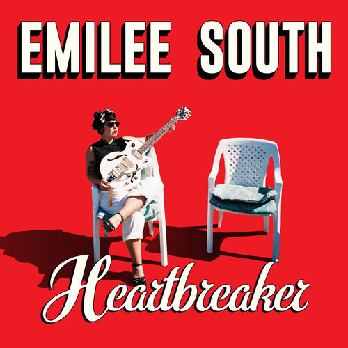 Emilee South - Heartbreaker      Baritone Guitar