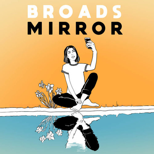 Broads - Mirror  Guitar//Feedback