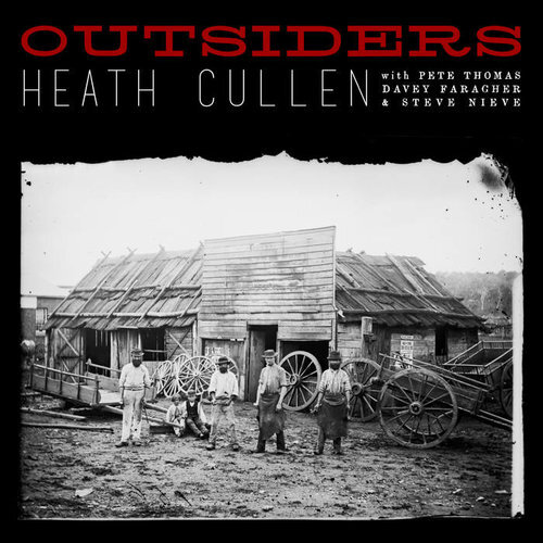 Heath Cullen - Outsiders      Pedal Steel