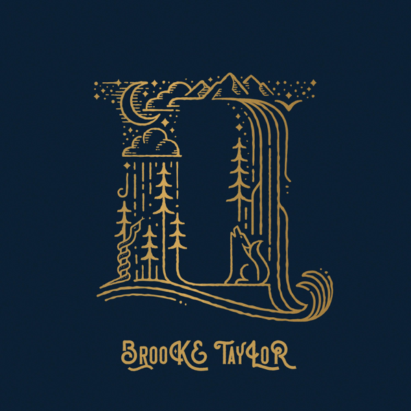 Brooke Taylor - Two EP  Guitar//Acoustic Guitar//Baritone Guitar//Pedal Steel