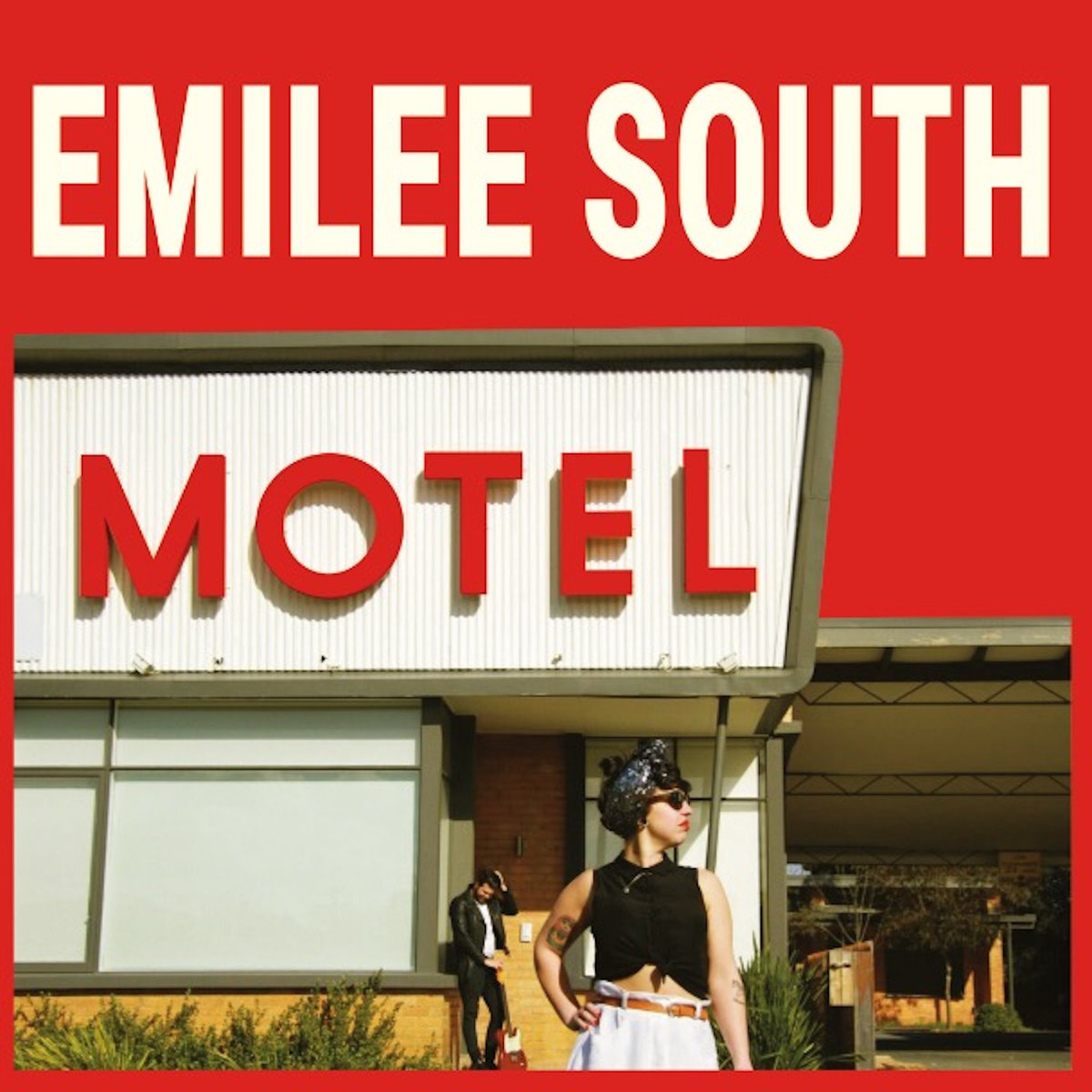 Emilee South - MOTEL      Baritone Guitar