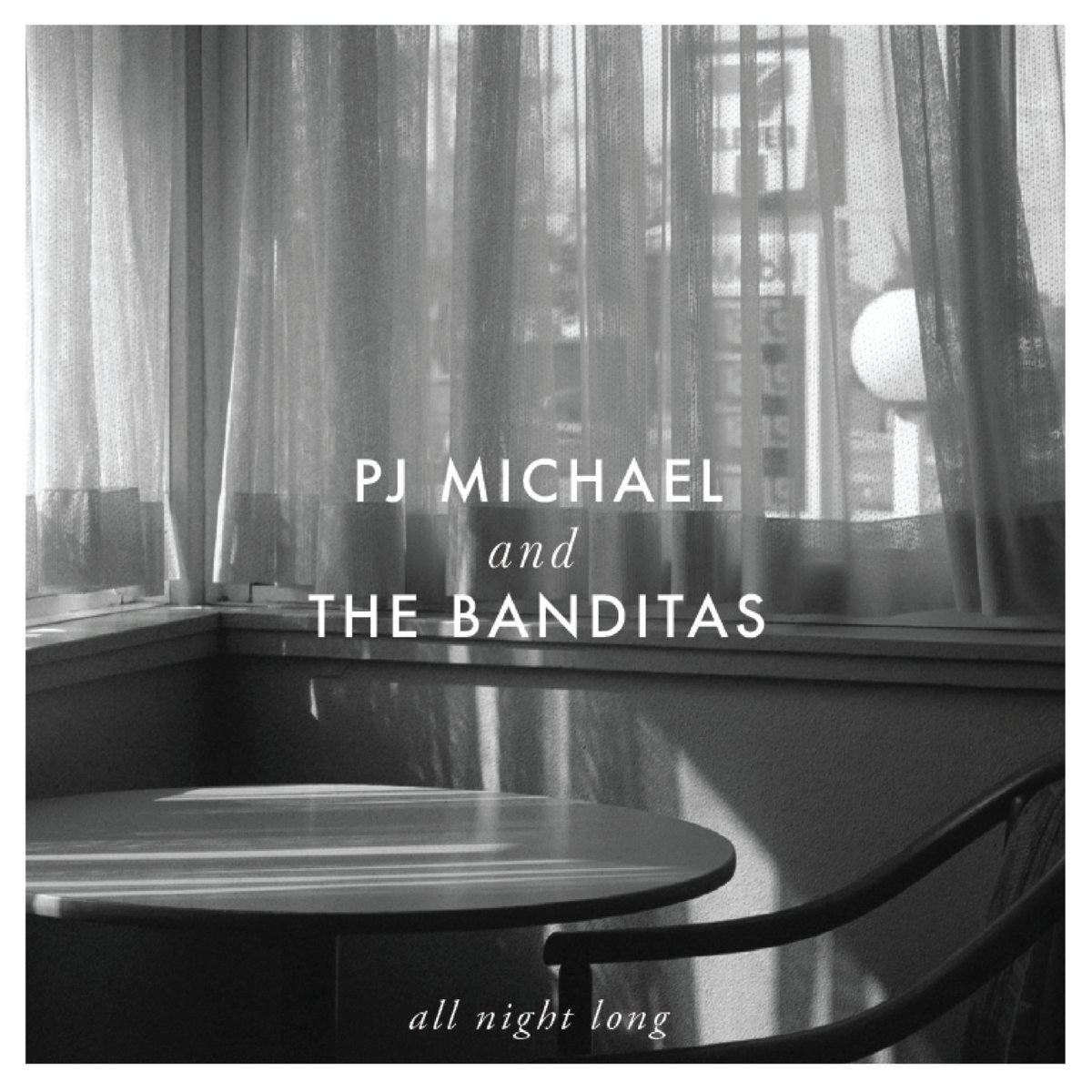 PJ Michael & The Banditas - All Night Long      Pedal Steel