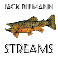 Jack Biilman - Streams      Pedal Steel