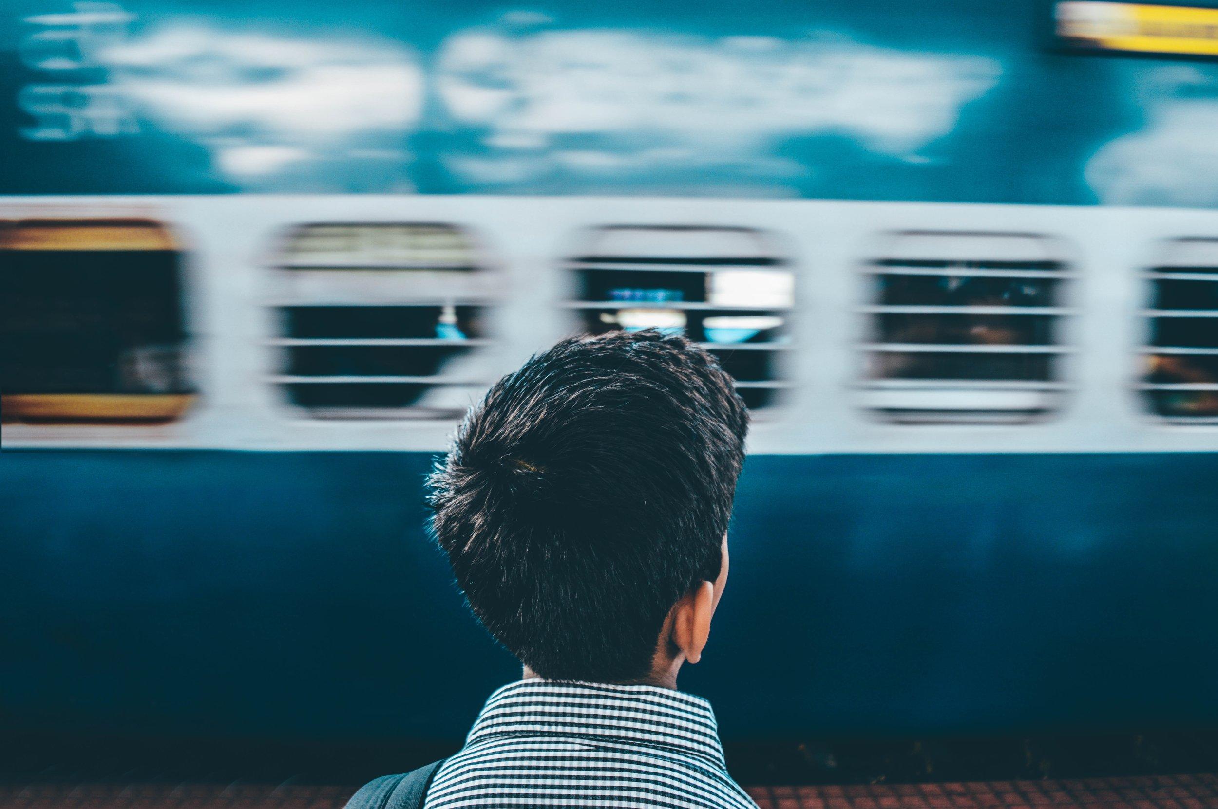 MTA vs MFA: On Trains as Writing Spaces -
