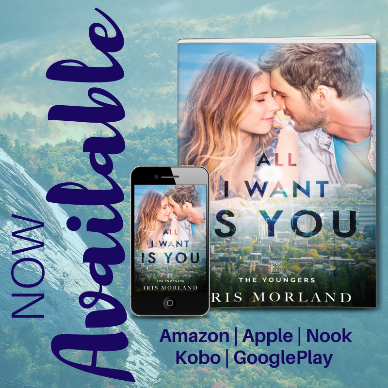 All I Want Is You - Now Available.png