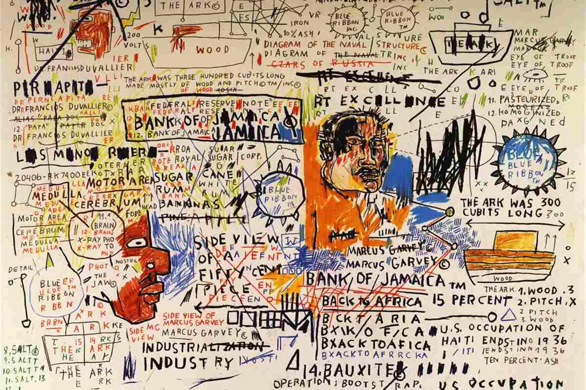 50 Cent Piece, Jean Basquiat