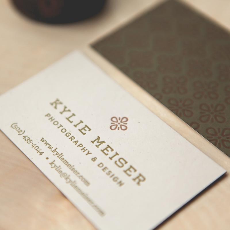 Self Promotion  Brand Design
