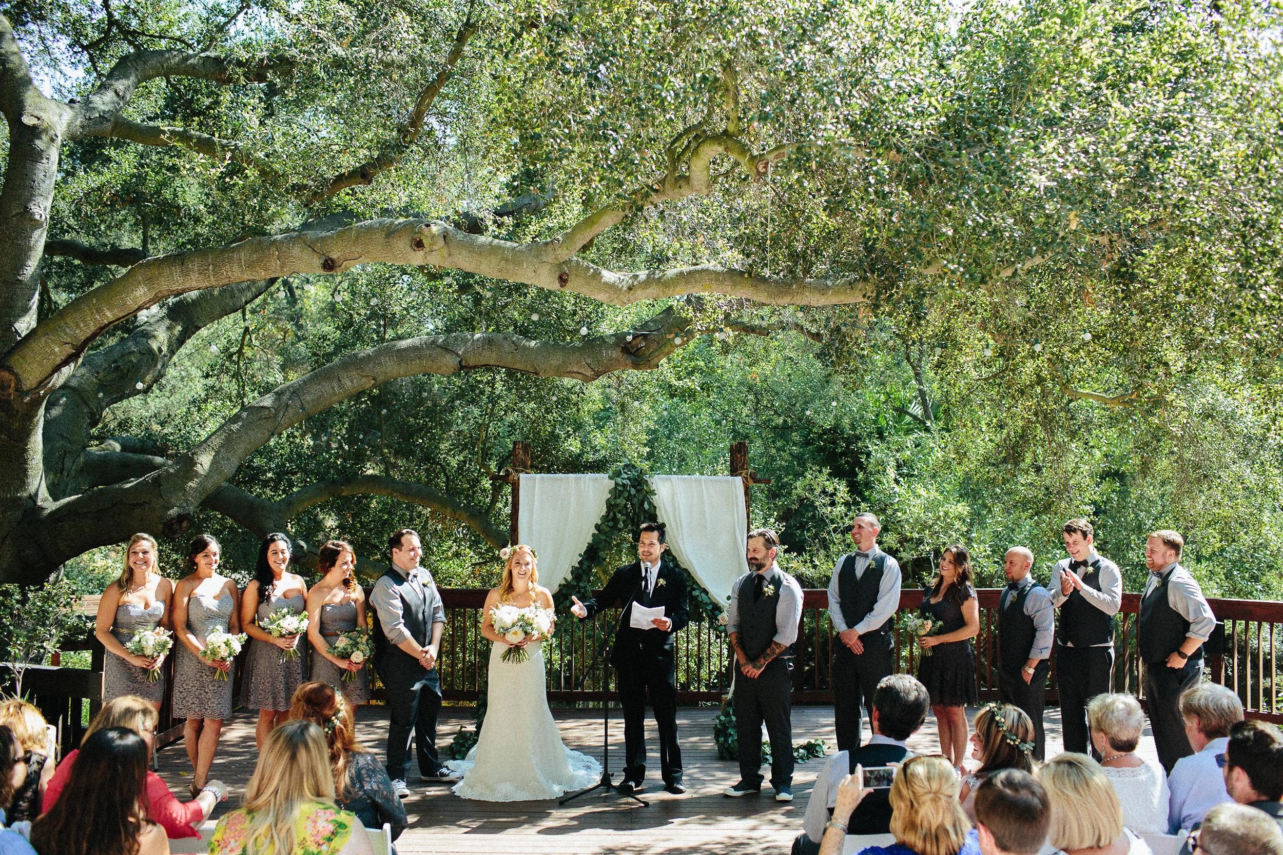 Topanga Canyon Wedding Photographer