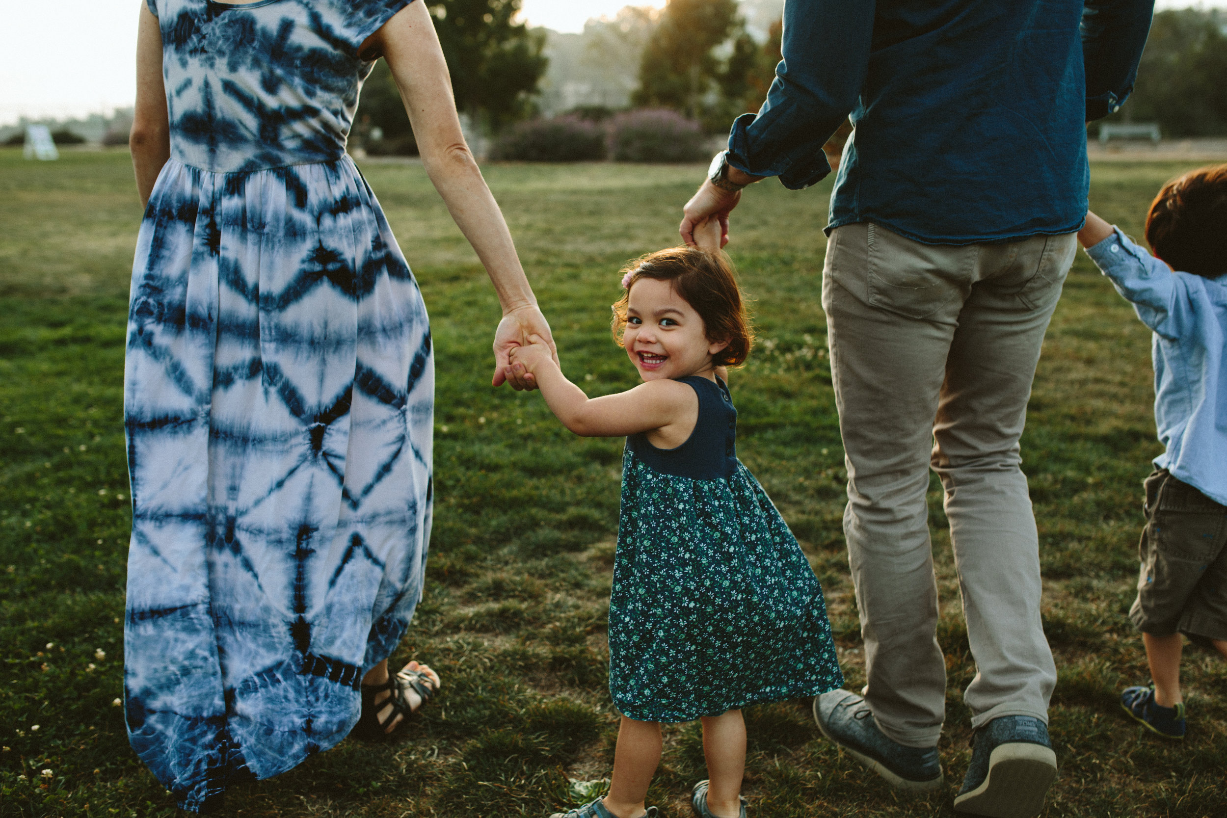 Silver Lake Meadow Park Family Photography