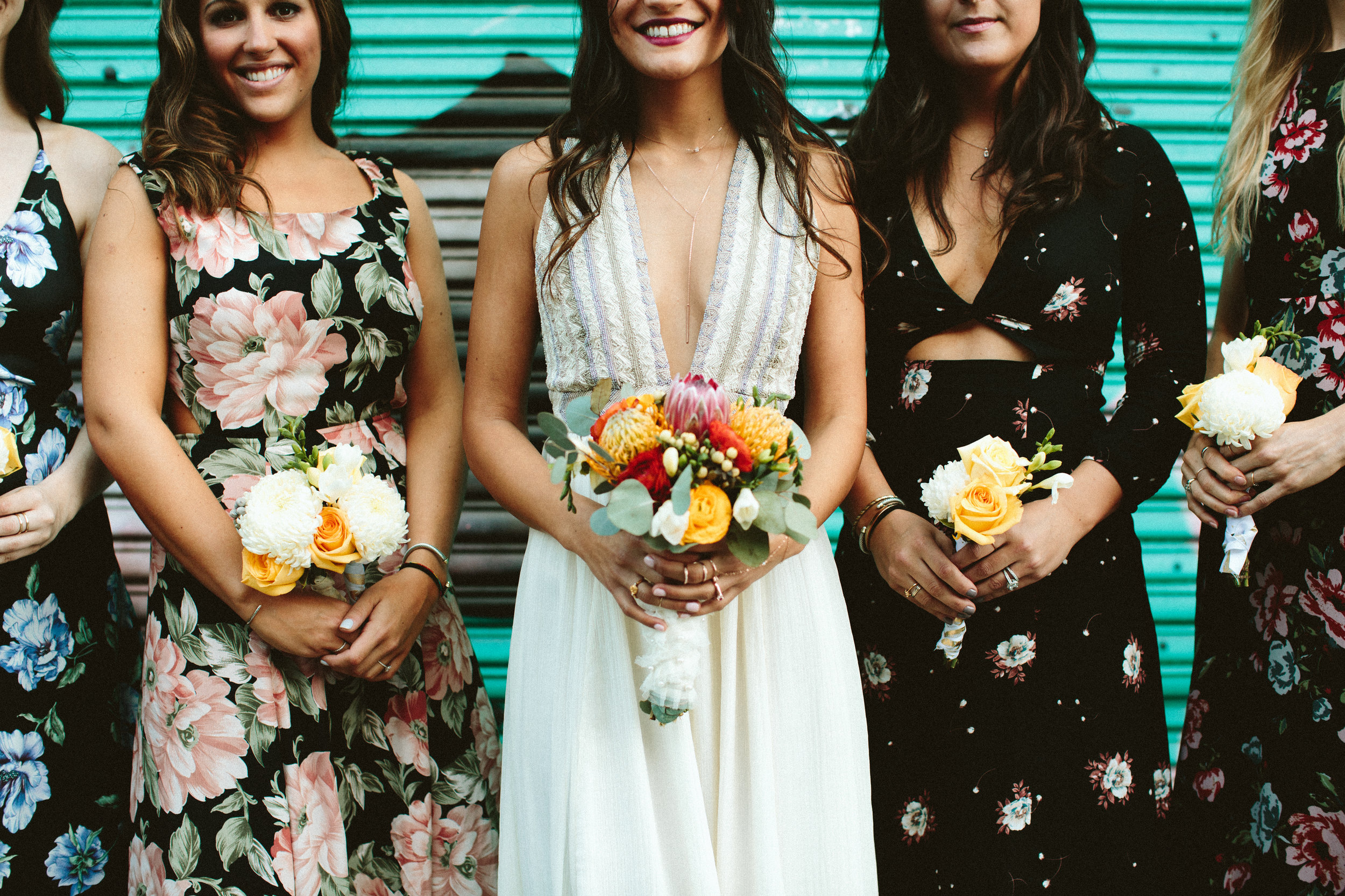 DIY Bouquets in DTLA