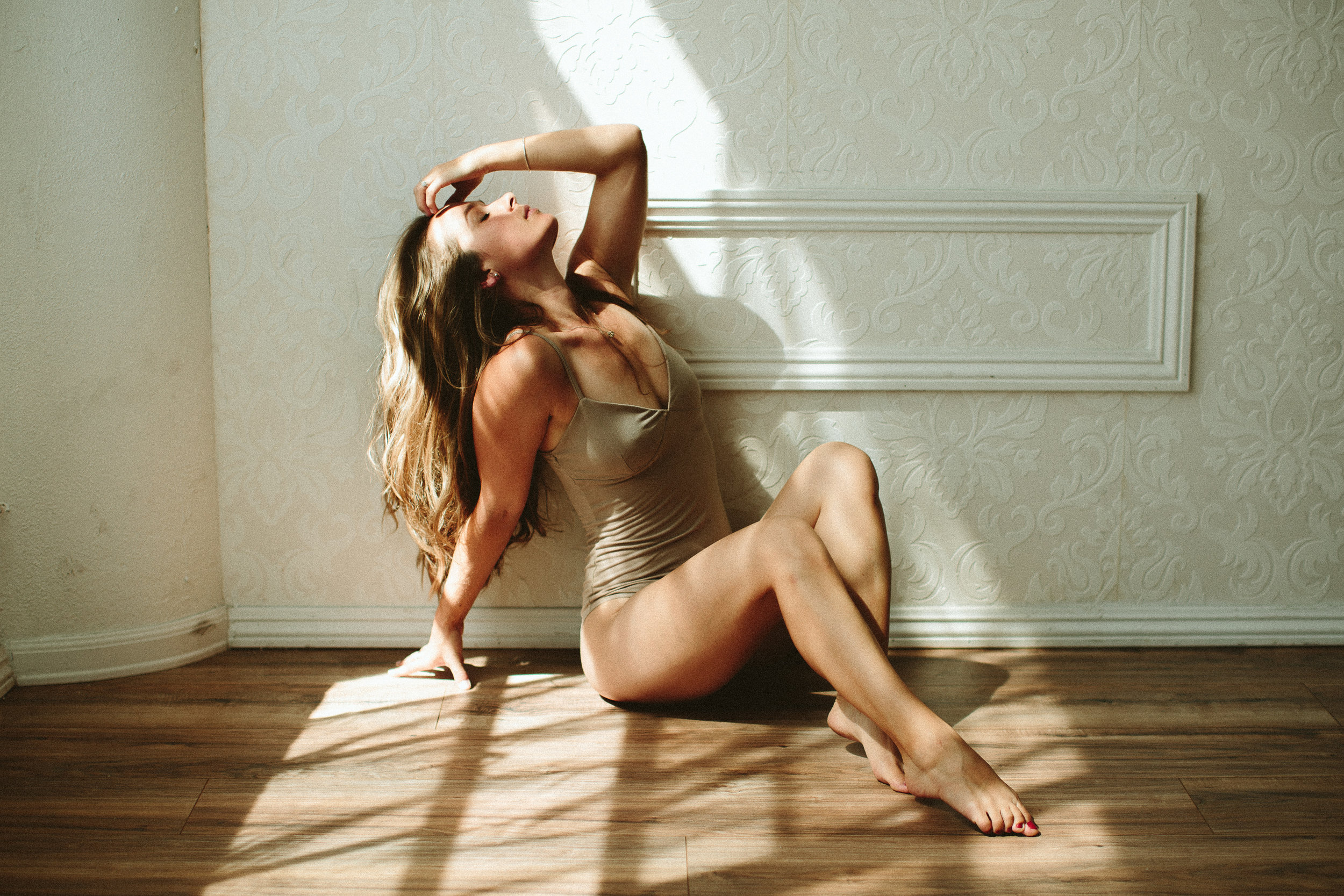 Best LA boudoir photography