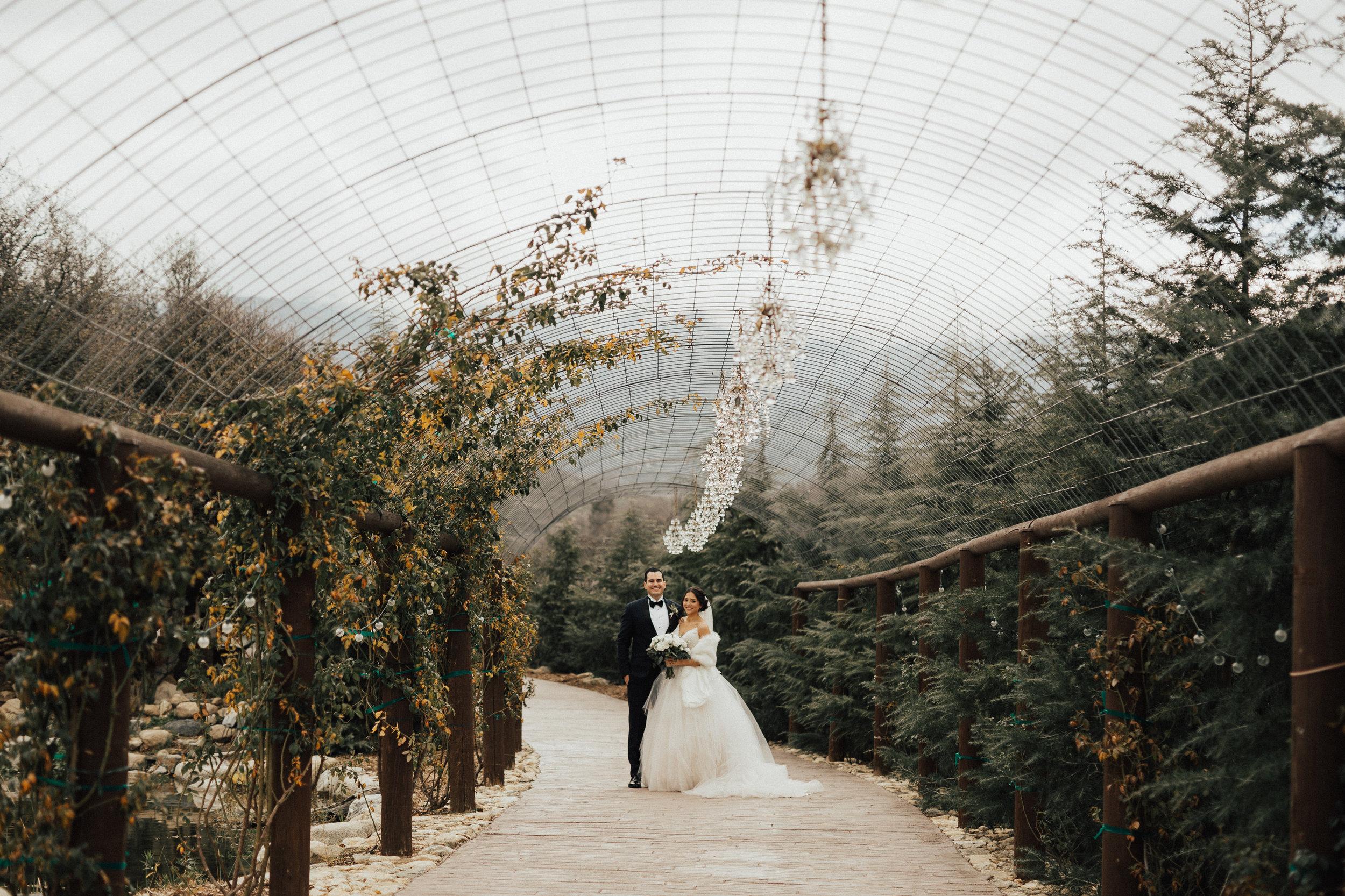 Glen Oak Wedding at Serendipity Gardens