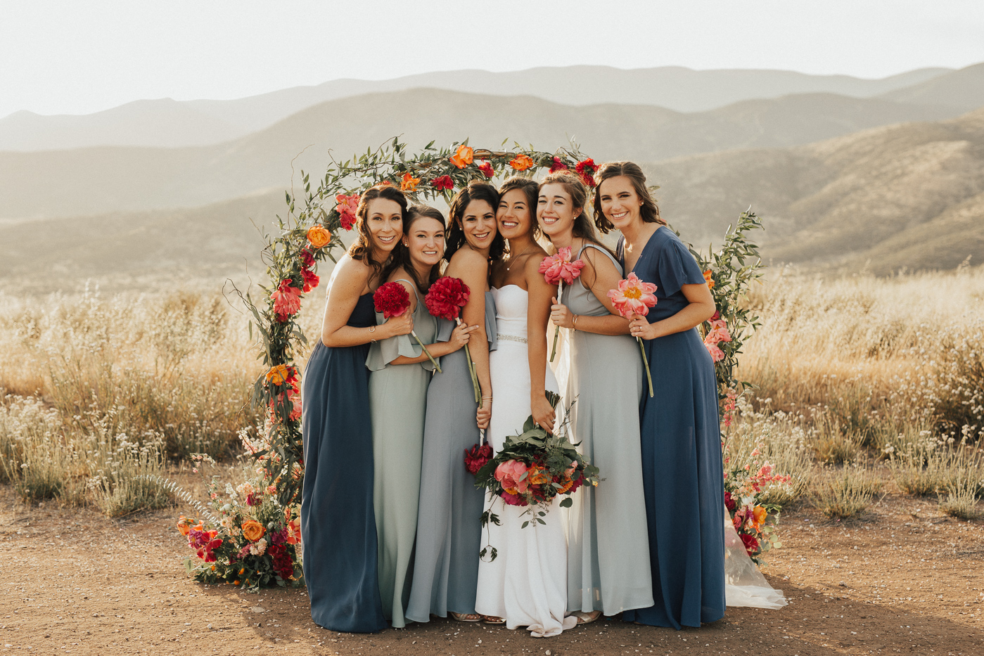 bridesmaid goals