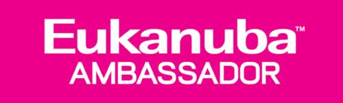 We are proud Eukanuba Ambassadors