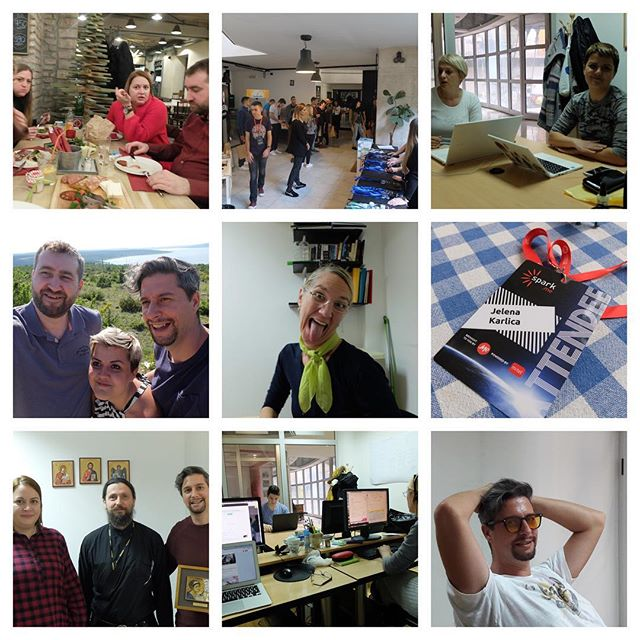 2018 for us was all about people and team spirit. Although we are full remote team we had amazing moments together, visited cool places and had yummy meals 😹 Team has grown to 9 members and we will continue to give our best in new 2019 💪👨🏻‍💻👩‍💻 #bestnine2018 #newyearseve #agencylife