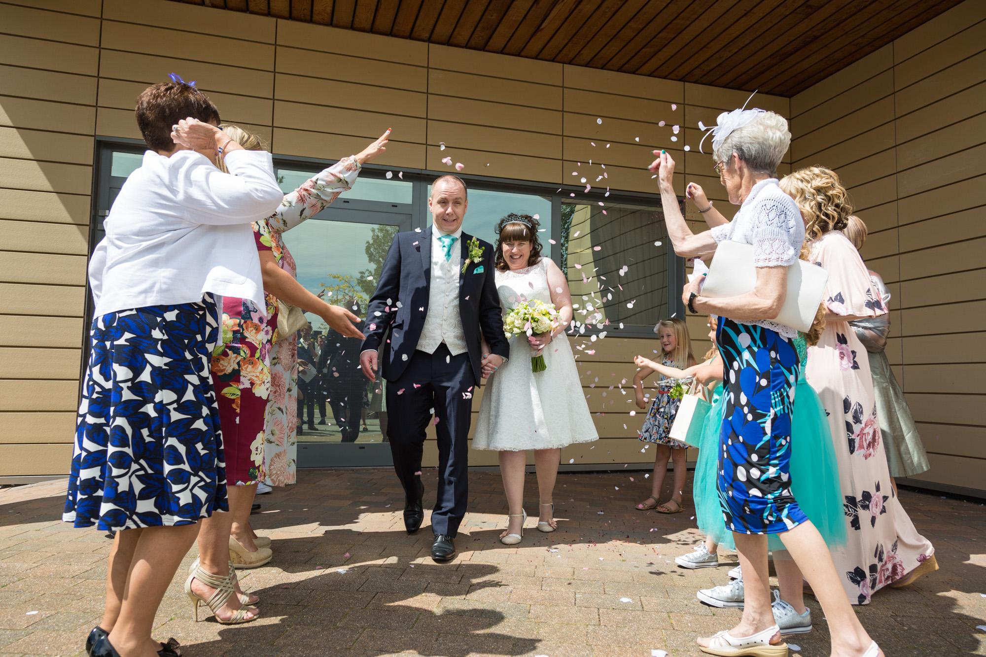 wedding photographer caerphilly, cardiff, penallta registry office