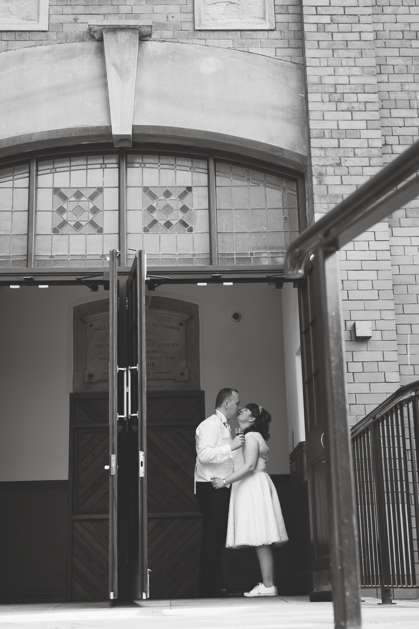 wedding photos newbridge memo
