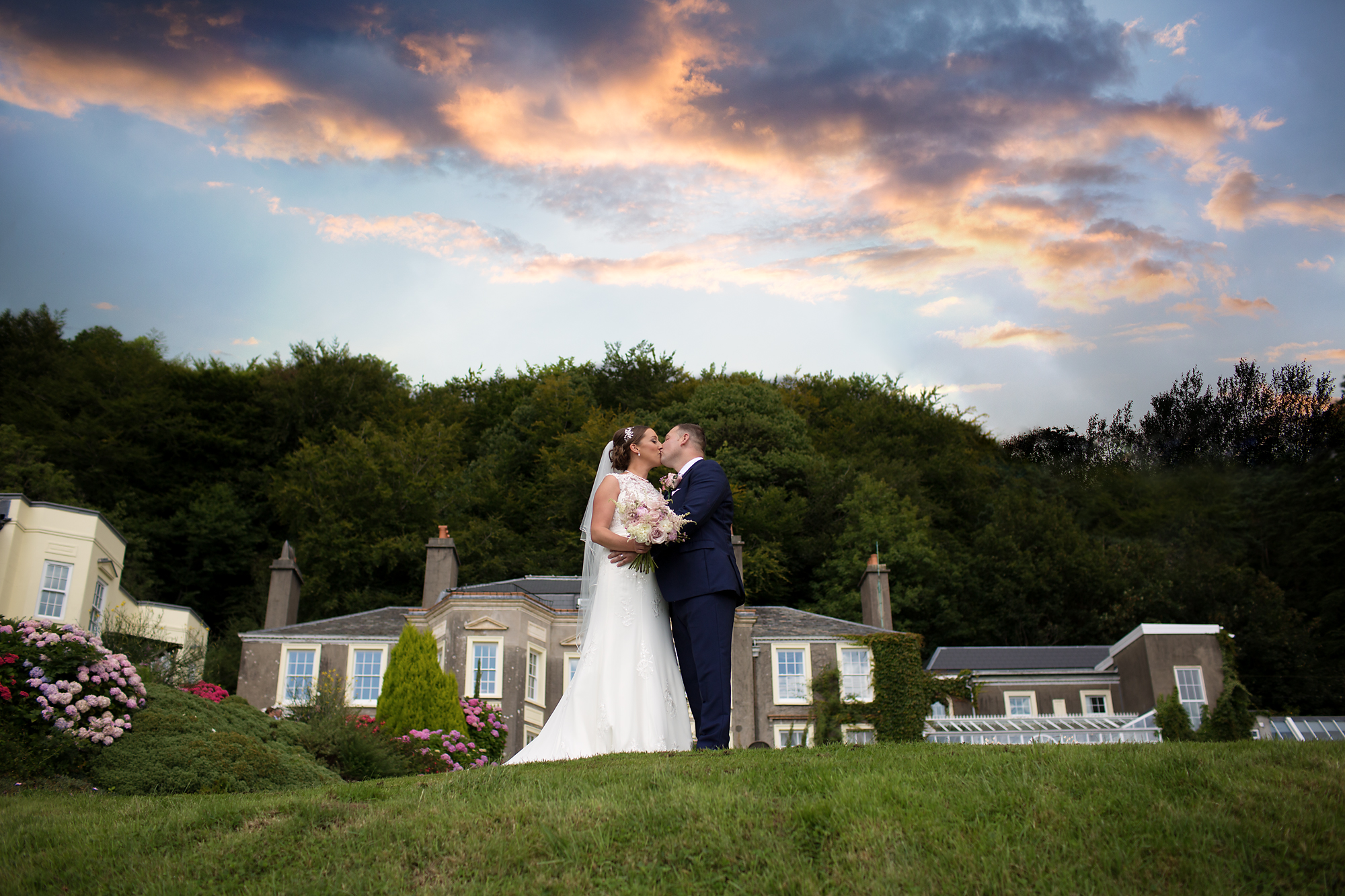 New House Country Hotel, Cardiff Wedding Photographer