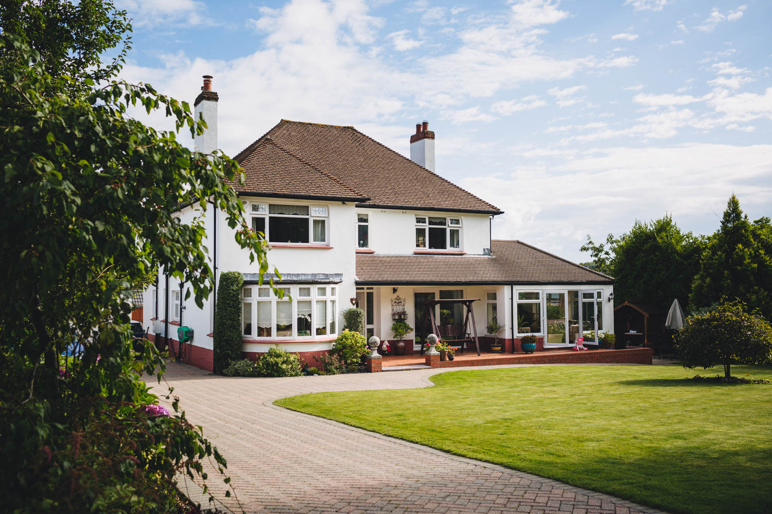New House Country Hotel Cardiff Thornhill wedding photographer