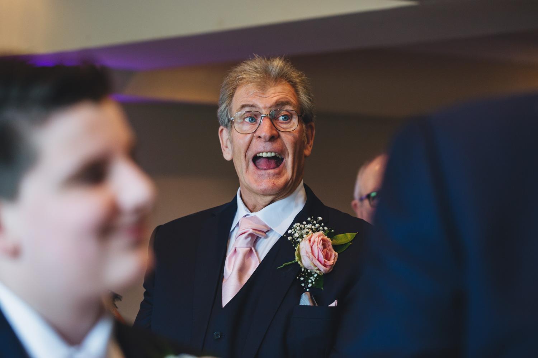 Bryn Meadows hotel wedding photographer