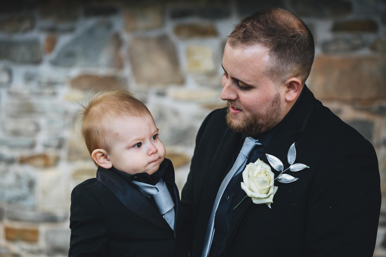 wedding photographer at Canada Lake Lodge