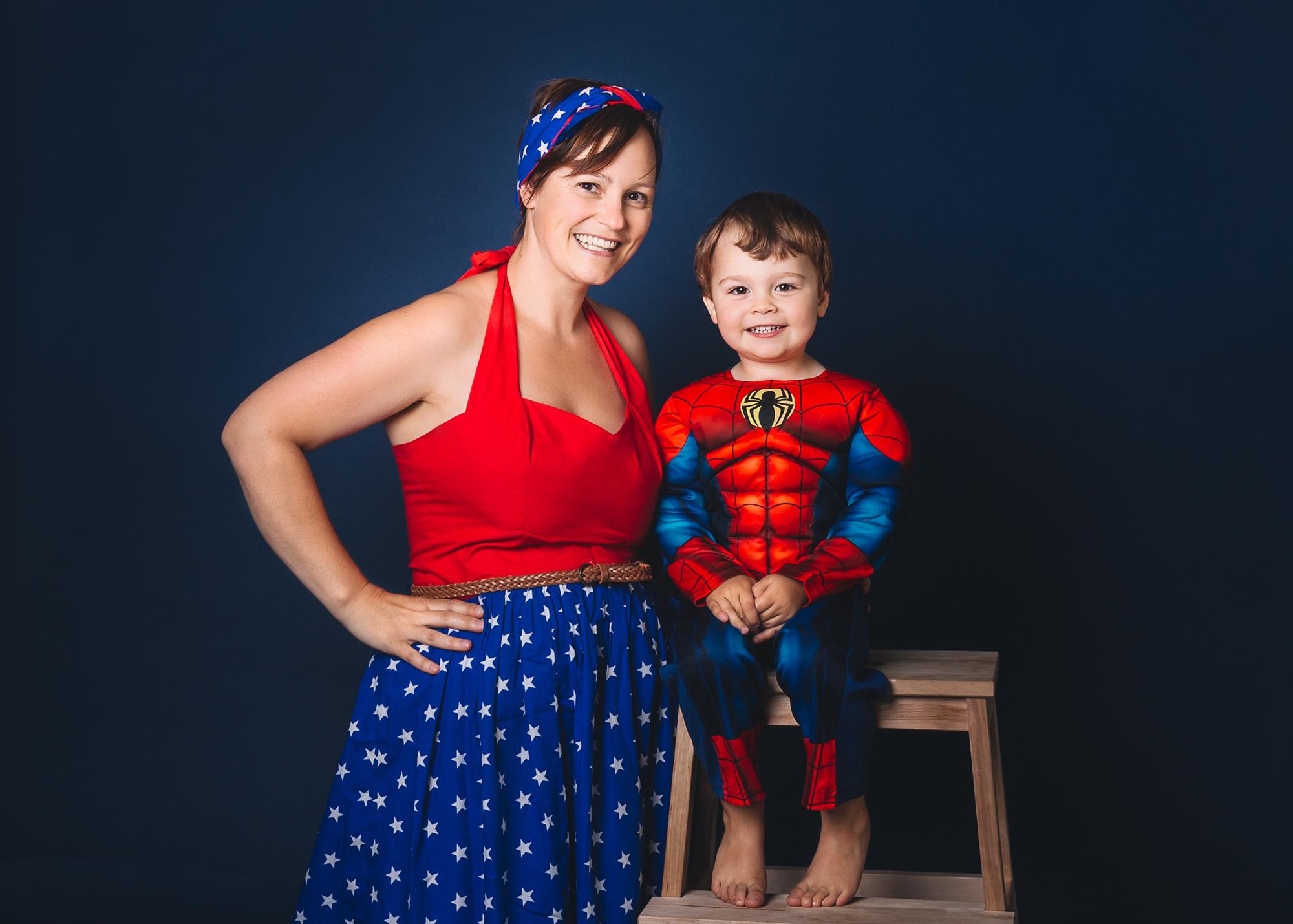 Family, newborn wedding photographer South Wales